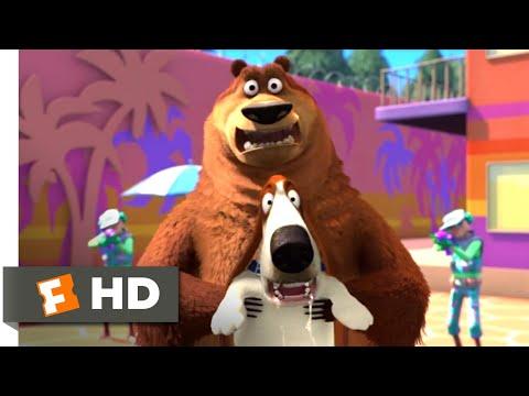Open Season 2 (2008) - Get The Remote! Scene (9/10) | Movieclips