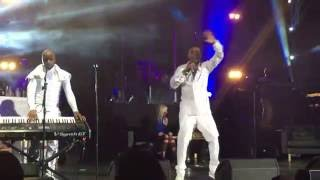 Keith Sweat Twisted with Teddy Riley London October 2015