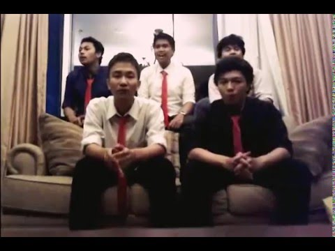 Keagungan Tuhan - D'lloyd (Acapella Cover by Easycapella)