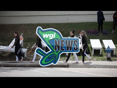 WGI News Crew '18 -  Denton CG Power Regional