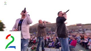 "East 17: ""Stay Another Day""  LIVE performance, Halden, Norway"