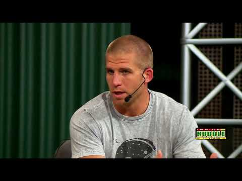 Packers Star Jordy Nelson Comments on National Athem Protests on Inside the Huddle