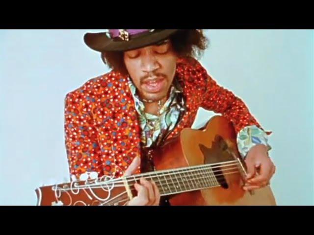 Black History Month #19 Jimi Hendrix