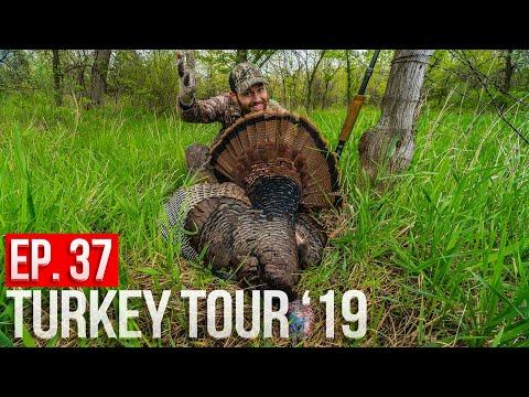 The SECRET To Turkey Hunting!  | Iowa PUBLIC LAND Gobbler!