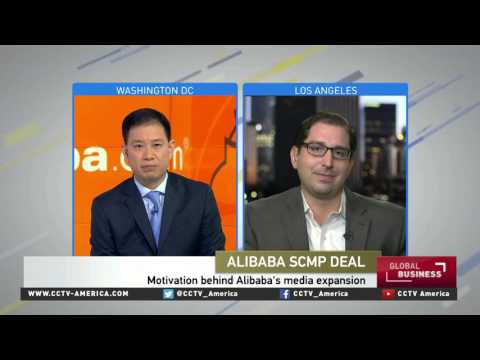 Joel Backaler on Alibaba's media purchase