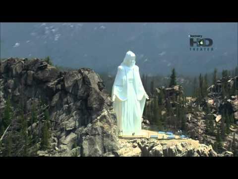 Mundo Visto do Céu - Montana EUA Full HD