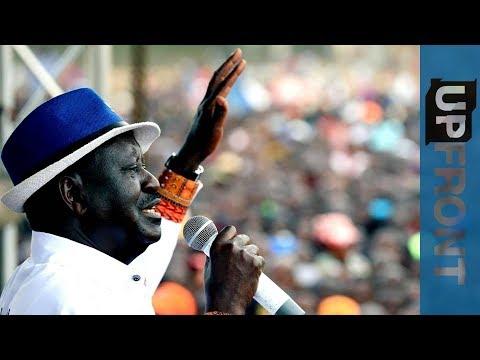UpFront - Can Raila Odinga win Kenya