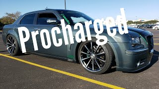 2006 Chrysler 300Ç Procharged | Ride along and walk around.mp4