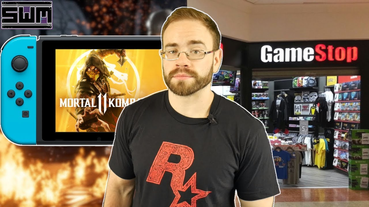 Mortal Kombat 11 Nintendo Switch Gameplay FINALLY Shown And GameStop's  Weird New Policy | News Wave