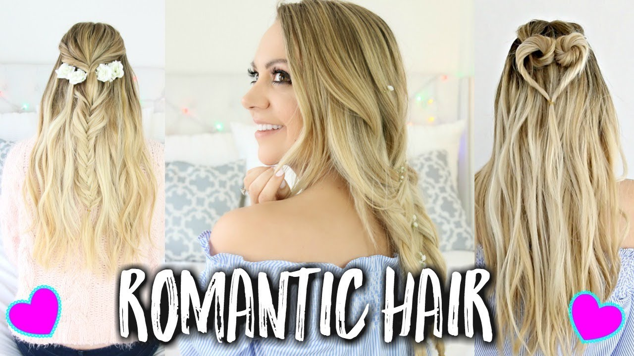 6 romantic hairstyles that will drive him crazy: just in time for  valentine's day!