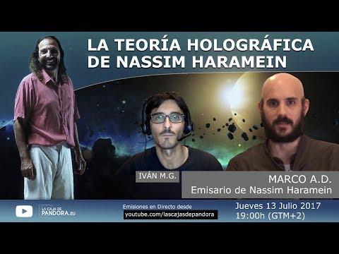 la-teorÍa-hologrÁfica-de-nassim-haramein---conferencia-con-marco-a.d.-(-emisario-de-habla-hispana-)