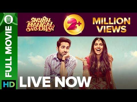 Shubh Mangal Saavdhan | Full Movie LIVE on Eros Now | Ayushmann Khurrana & Bhumi Pednekar