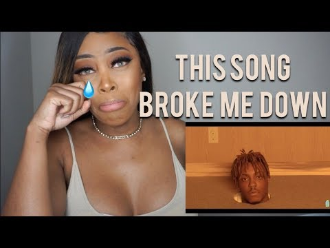 REACTING TO Juice Wrld - Lucid Dreams (Dir. by @_ColeBennett_)| Ashley Deshaun