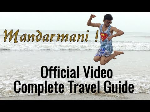 Mandarmani Trip || Feat. MUMBIKER NIKHIL way of Vlogging | Complete Travel Guide