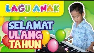 Lagu Anak Selamat Ulang Tahun by Aditya RS (Instrumentalia)