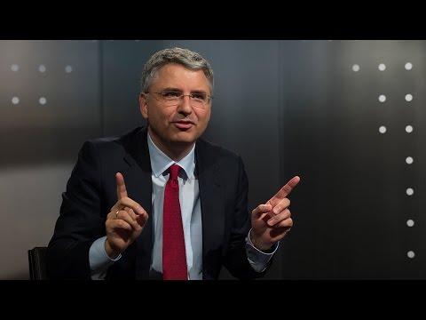 Roche-CEO Severin Schwan   Krebs – Markt und Mission (NZZ Standpunkte 2016)