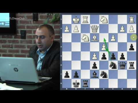 Giri vs. Harikrishna, Norway 2016   Chess in the 21st Century - GM Varuzhan Akobian