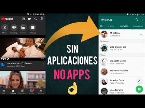 Como Poner Videos En Estado De WhatsApp 2019 // Plus Android