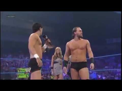 Ryback vs 2 jobbers Ari Cohen & Mike Testa  Smackdown June 15 2012