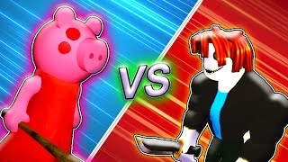 PIGGY VS BAKON.. (Which Game is Better?)