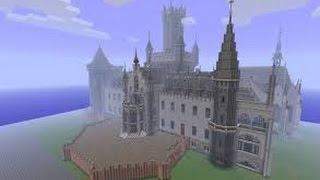Tek Blockla Kale Yapımı (Modsuz) - Minecraft