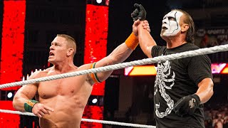 All of Sting's WWE appearances: WWE Playlist