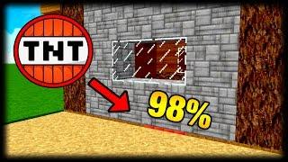 98% LIDÍ NEMŮŽE TADY NAJÍT TNT | NAJDEME TO MY?