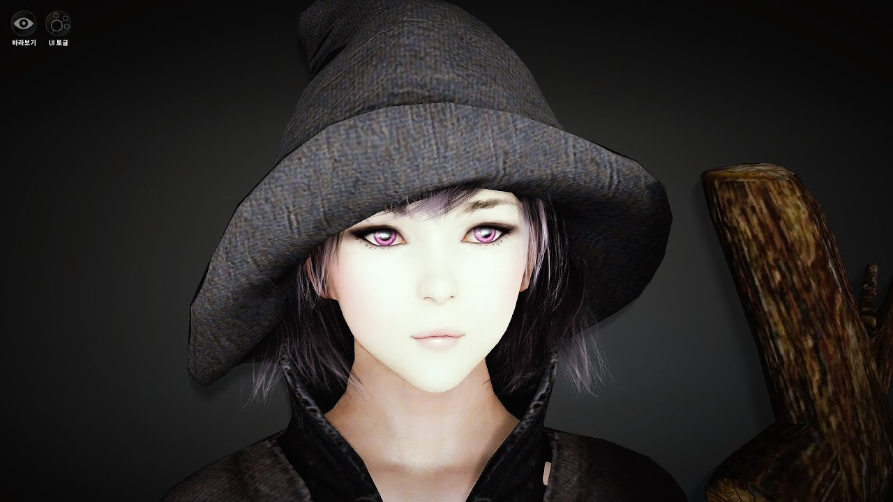 Black Desert Online Witch First Boss Youtube