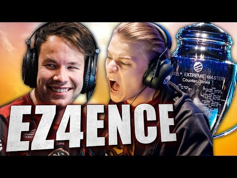 ENCE Journey In KATOWICE MAJOR 2019 (CS:GO)