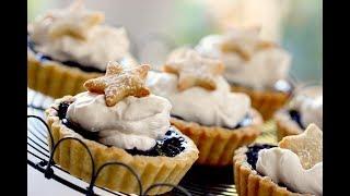 Beth's Blueberry Tartelettes