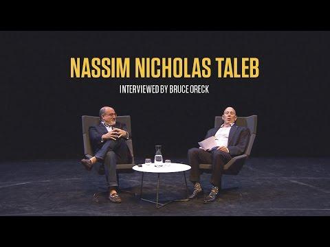 Nassim Nicholas Taleb interview   Tomorrow 2015