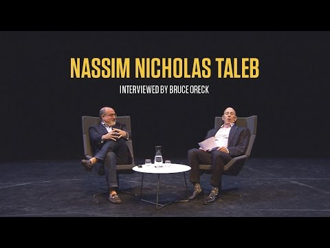 Nassim Nicholas Taleb interview | Tomorrow 2015