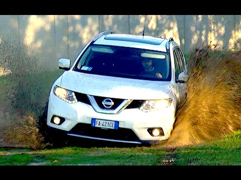 new nissan x trail 2016 first off road test drive youtube. Black Bedroom Furniture Sets. Home Design Ideas