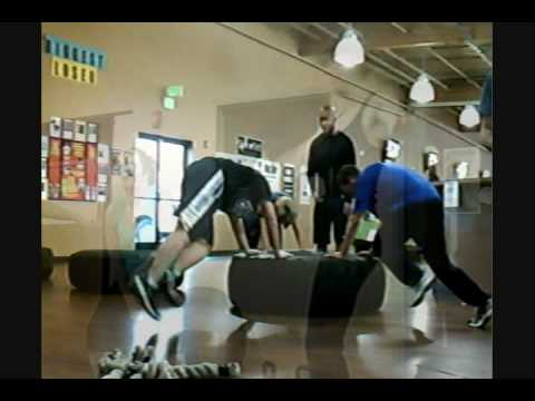 Shawn Bell's Puyallup Vision Quest Sport and Fitness BOOT CAMP 5 ...