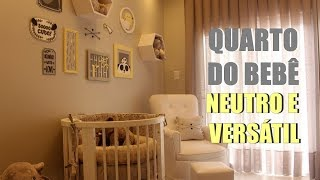 Tour pelo Quartinho do Heitor!!