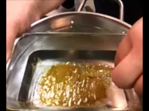 "How to make PROPER whipped BHO ""Budder"" without a vacuum purger"