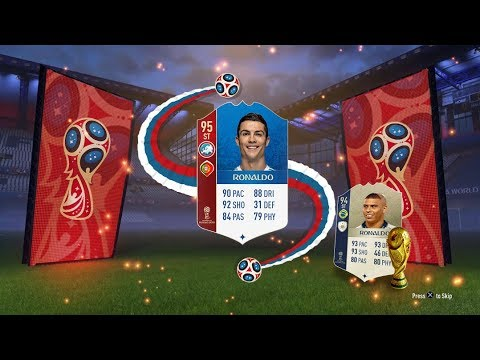 DE FIFA 18 WORLD CUP MODE IS UIT! | WORLD CUP PACK OPENING EN SBC'S!