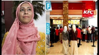 KFC Is Sick And Tired Of Being Bullied By Demanding Entitled Muslims – KFC Gives Them ... thumbnail