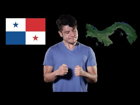 Geography Now! PANAMA