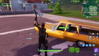 Fortnite-Pickaxes of the Save the World at Royale and new color skin trajectory