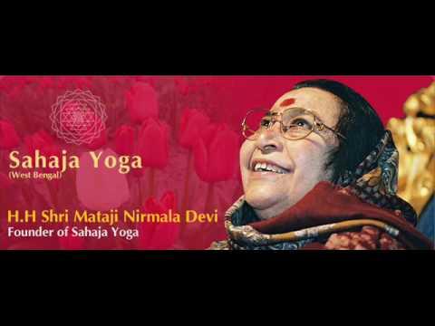 Sahaja yoga Qawwali - Shah E Mardan E Ali - Anandita Basu