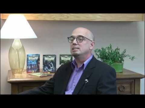 Michael Dahl (Author) Interview