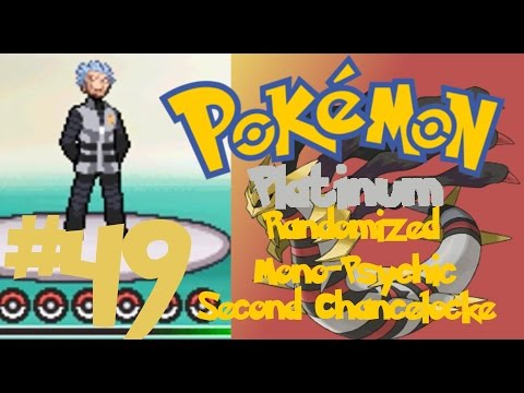 Pokemon Platinum Second Chancelocke Episode 49: It's On Like Donkey Kong