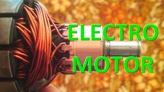 Ремонт Електродвигуна Своїми Руками (швидко і зрозуміло)