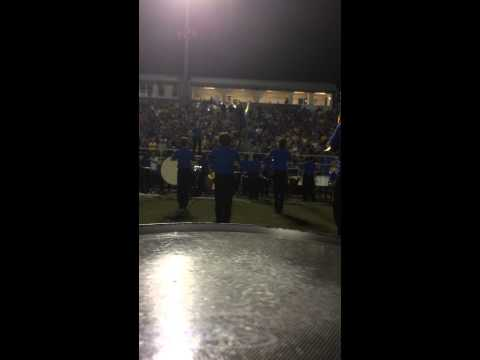 East Ascension High School - Second Performance - 9/26/14