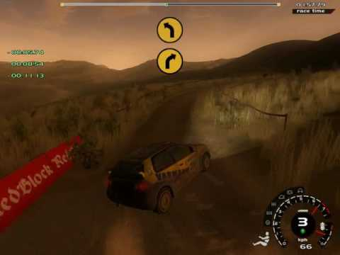 Xpand Rally Simulation Career - Race 25 |