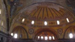 Храм Святой Софии Стамбул Турция(лучше один раз увидеть ....., 2014-02-04T19:41:06.000Z)