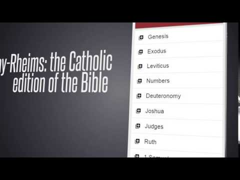 Catholic Bible Offline - Apps on Google Play