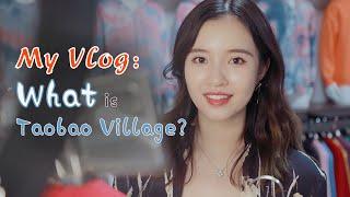 My Vlog: What Is Taobao Village?