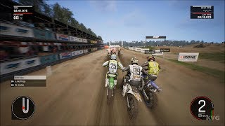 MXGP PRO - Ottobiano (MXGP of Lombardy) - Gameplay (PC HD) [1080p60FPS]